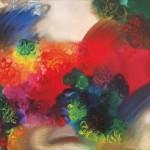 IKI 2001/1238 Stravinszky zene részlete, Róma 2001. 04. 07. o.v. 60x80 cm