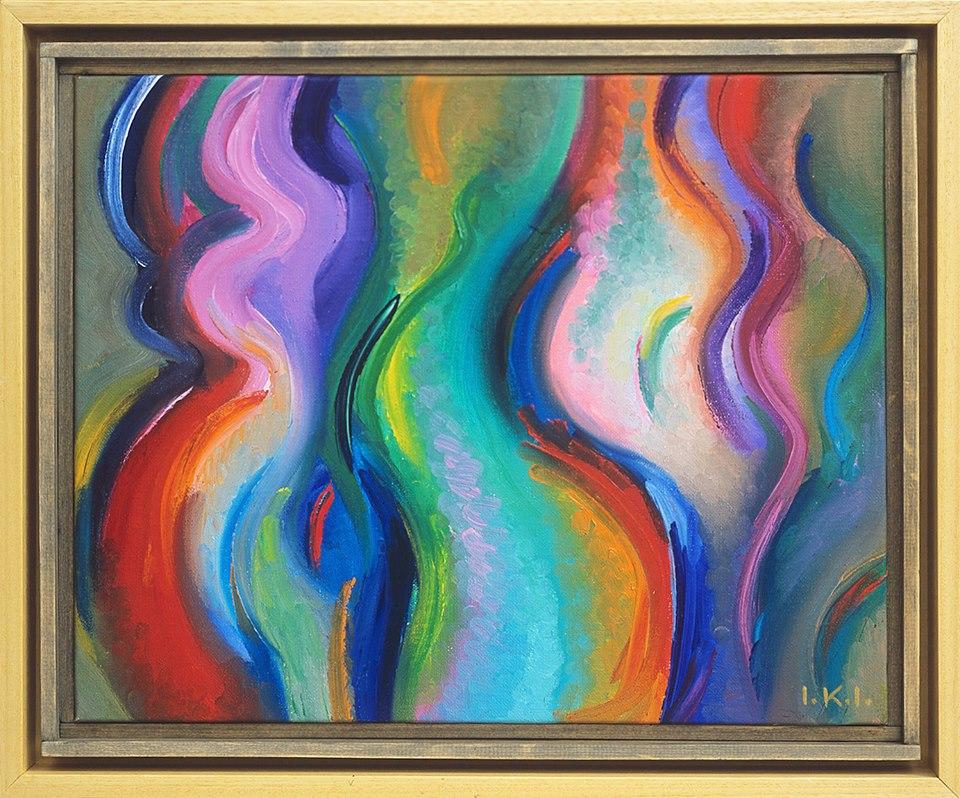 IKI 2001/1237 Omaggio á Gio' Pomodoro 1., Róma, 2001. 03. 07. o. v. 45x50 cm
